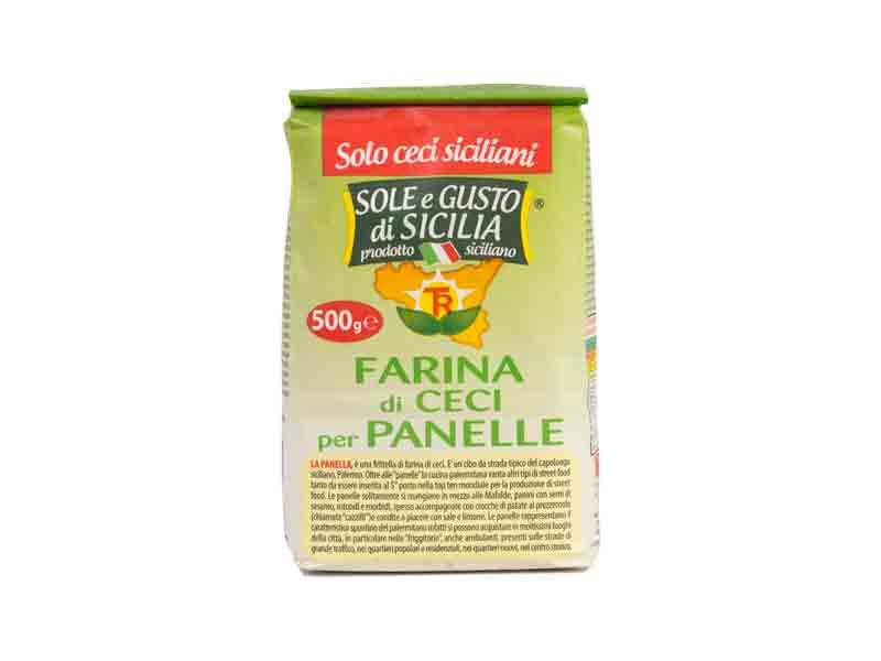 FARINA PER PANELLE S. & G. DI SICILIA
